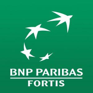 Afbeeldingsresultaat voor logo fortis bnp paribas